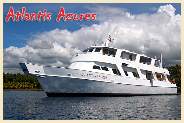 M/V Atlantis Azores - copyright Atlantis Resort