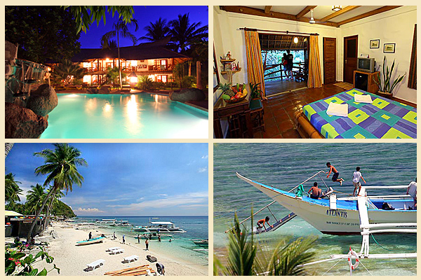 Atlantis Resort Dumaguete - copyright Atlantis Resort