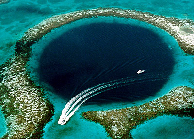 Ask your Island Dreams agent how you can dive Belize's famous Blue Hole