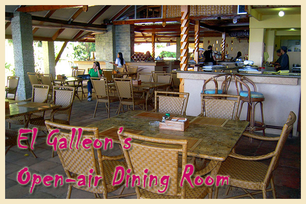 El Galleon Resort, Puerto Galera, Philippines - copyright Ken Knezick