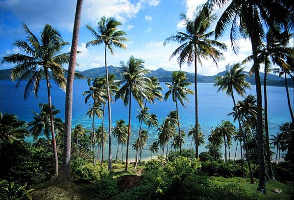 The Beautiful Fijian Islands