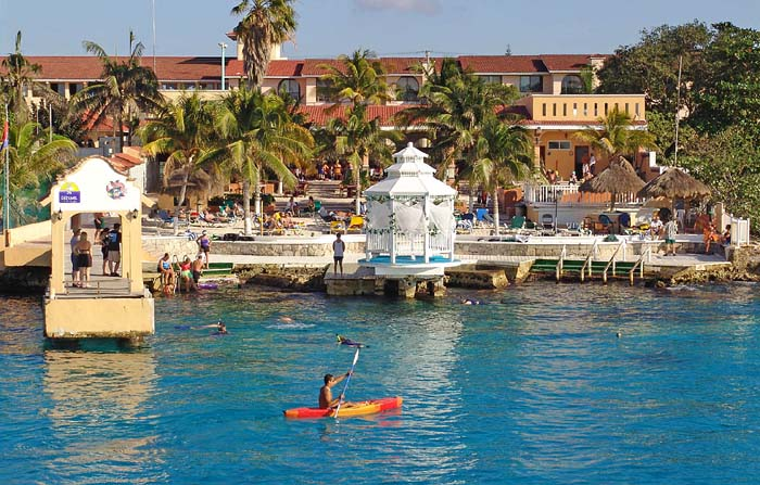 Hotel Cozumel Resort Mexico Scuba Diving All Inclusive