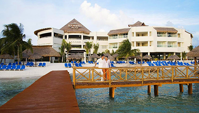 Isla Mujeres Palace All-Inclusive Packages