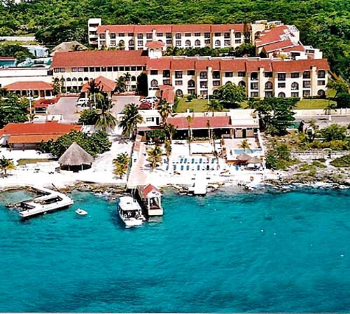 Hotel cozumel resort cozumel mexico scuba diving packages - Cozumel dive packages ...