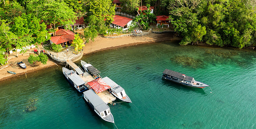 NAD Lembeh Resort Indonesia Scuba Diving