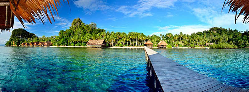 Raja4Divers Resort, Raja Ampat, Indonesia