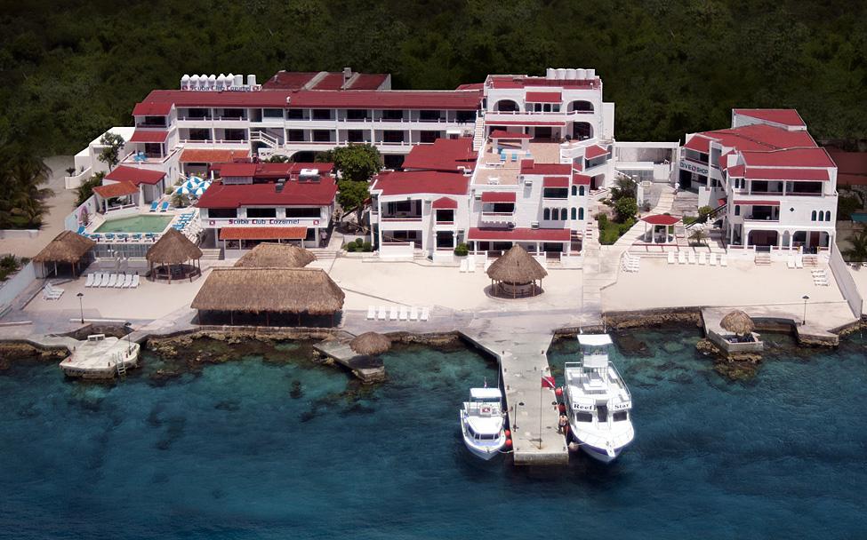 Cozumel scuba diving report cozumel mexico - Cozumel dive packages ...