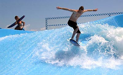 Black Pearl Skate and Surf Park - Photo courtesy of Black Pearl