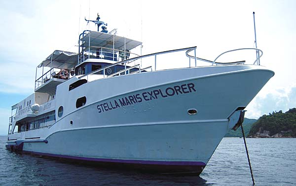 M/V Stella Maris, Expedition Fleet Cruise, The Philippines