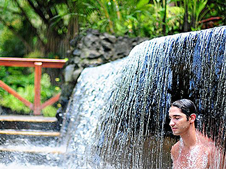 Tabacon Hote Springs Costa Rica