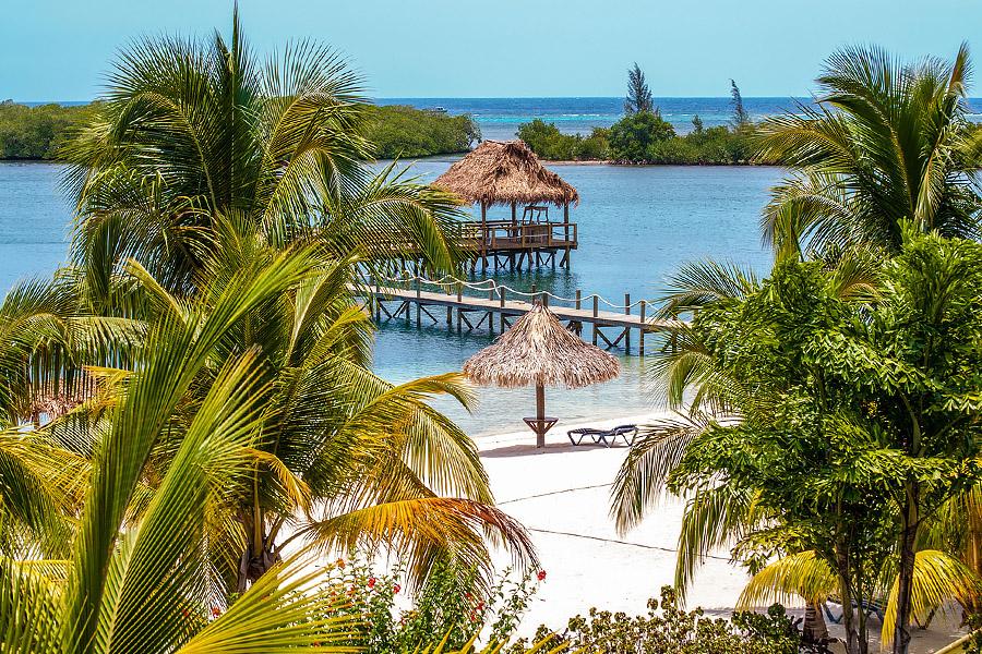 Turquoise bay resort roatan honduras for Roatan dive resort