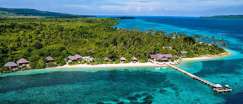 Wakatobi Aerial - courtesy of Wakatobi Resort