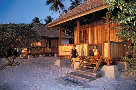 New Bungalows at Wakatobi